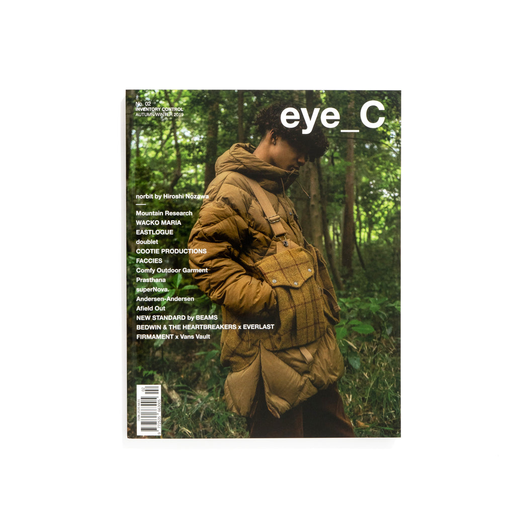 eye_C MAGAZINE NO.2 AUTUMN/WINTER 2019
