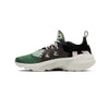"HUARACHE-TYPE ""JUNIPER FOG/LIGHT BONE-JADE STONE-BLACK"""