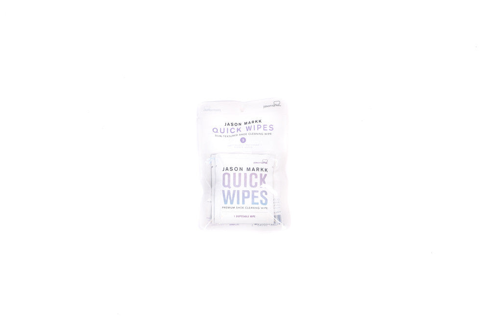 3PK QUICK WIPES