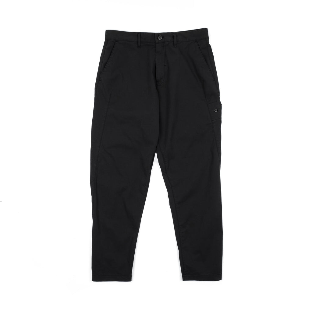 STRETCH ENZYME TREATED COTTON NYLON GABARDINE GARMENT DYED PANTS
