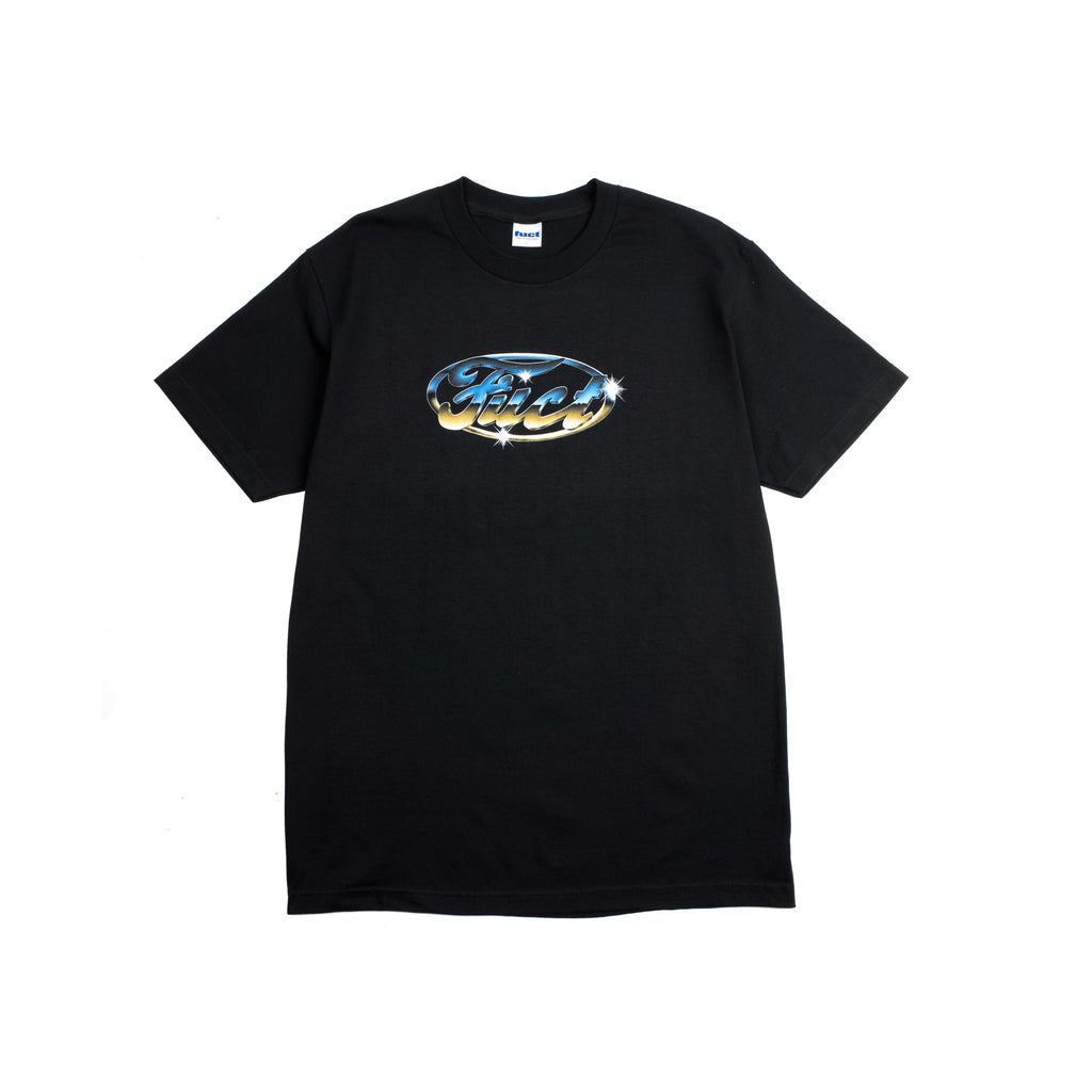 "CHROME T-SHIRT ""BLACK"""
