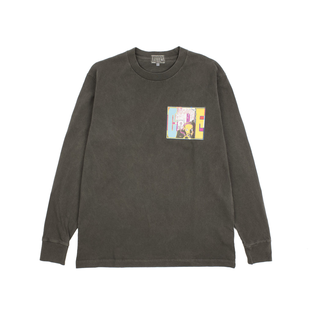MD THINKTANK LONG SLEEVE TEE
