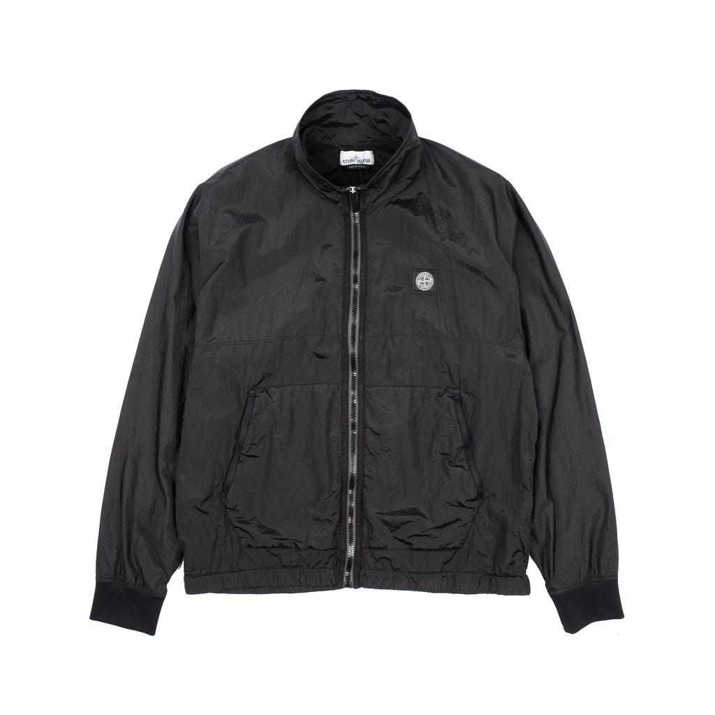 NYLON METAL RIPSTOP ZIP UP JACKET