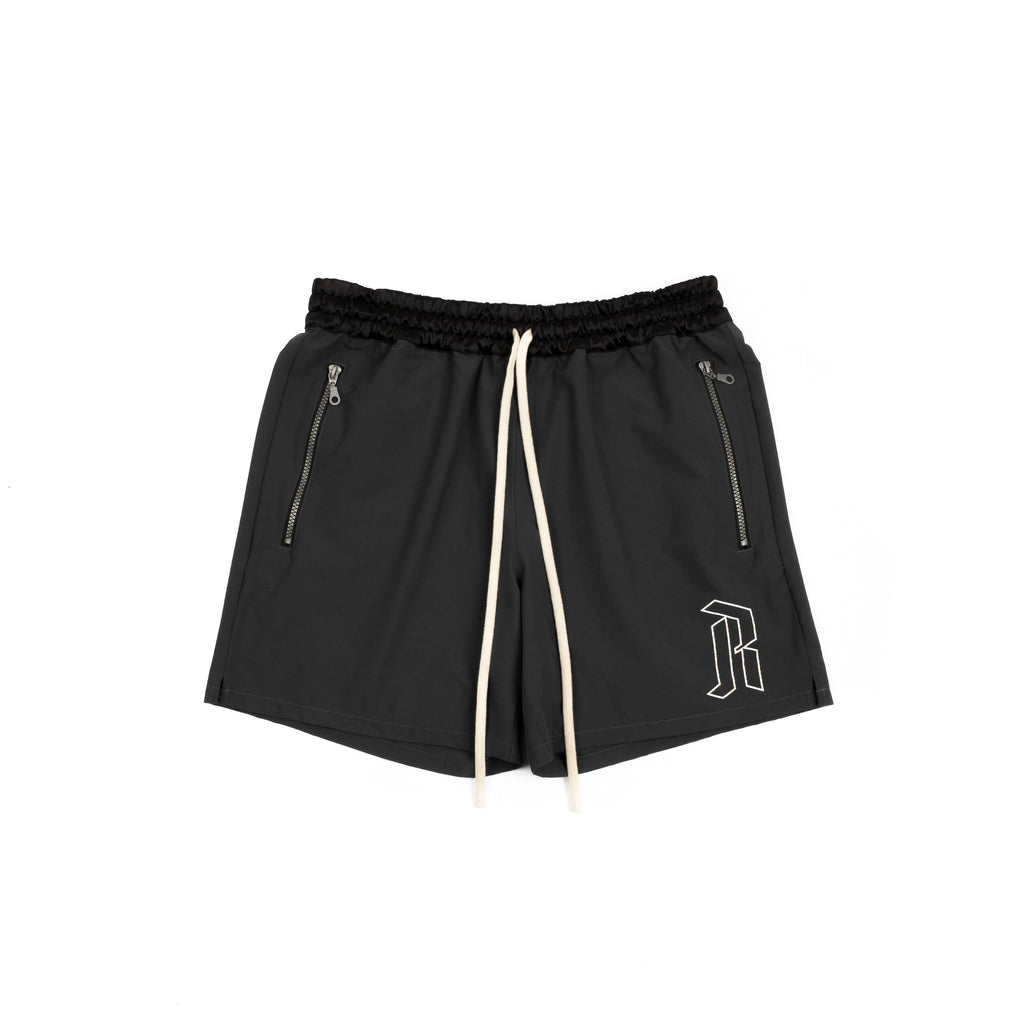 "GYM SHORTS ""BLACK"""