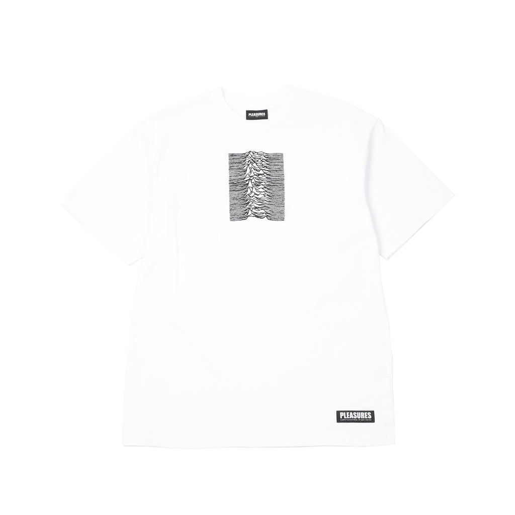"SHADOWPLAY HEAVYWEIGHT  T-SHIRT ""WHITE"""