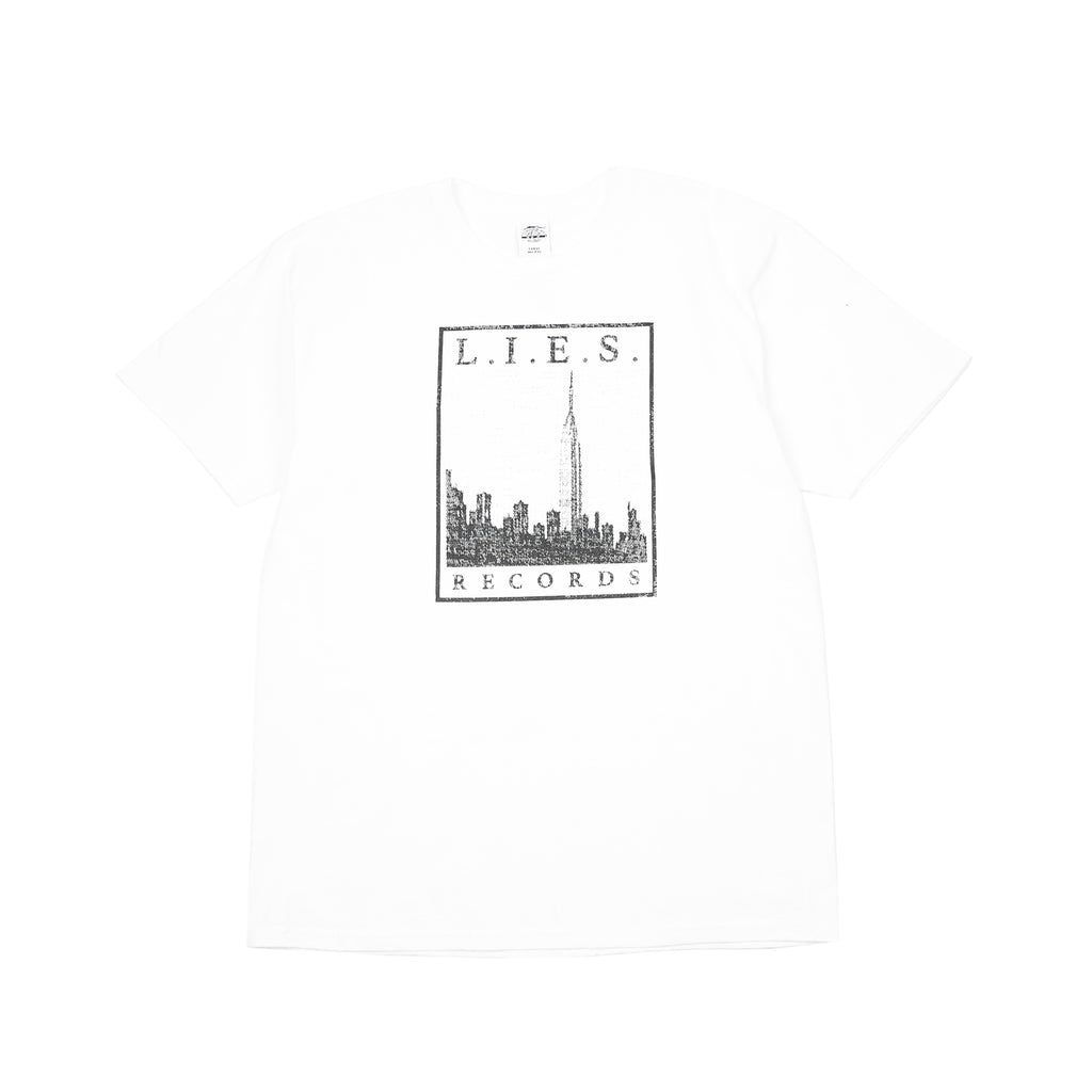 "CITY SCAPES TEE ""WHITE"""