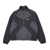"SPORTSWEAR RETRO TAFFETA JACKET ""BLACK"""