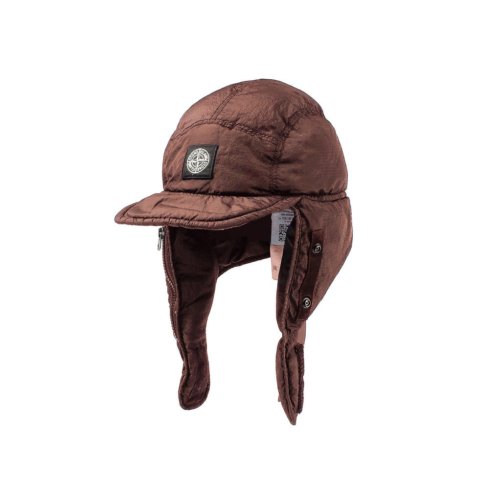 "NYLON METAL WATRO RIPSTOP DOWN-TC HAT ""RUST"""
