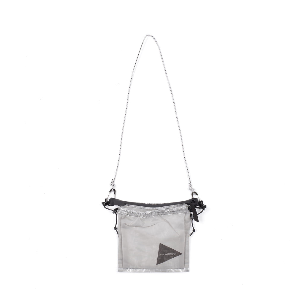 "DYNEEMA SACOCHE BAG ""WHITE"""