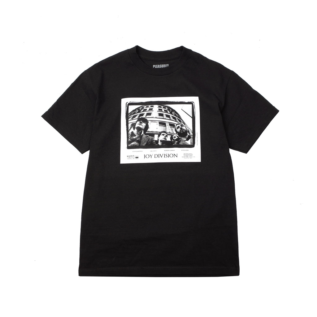 "BAND T-SHIRT ""BLACK"""