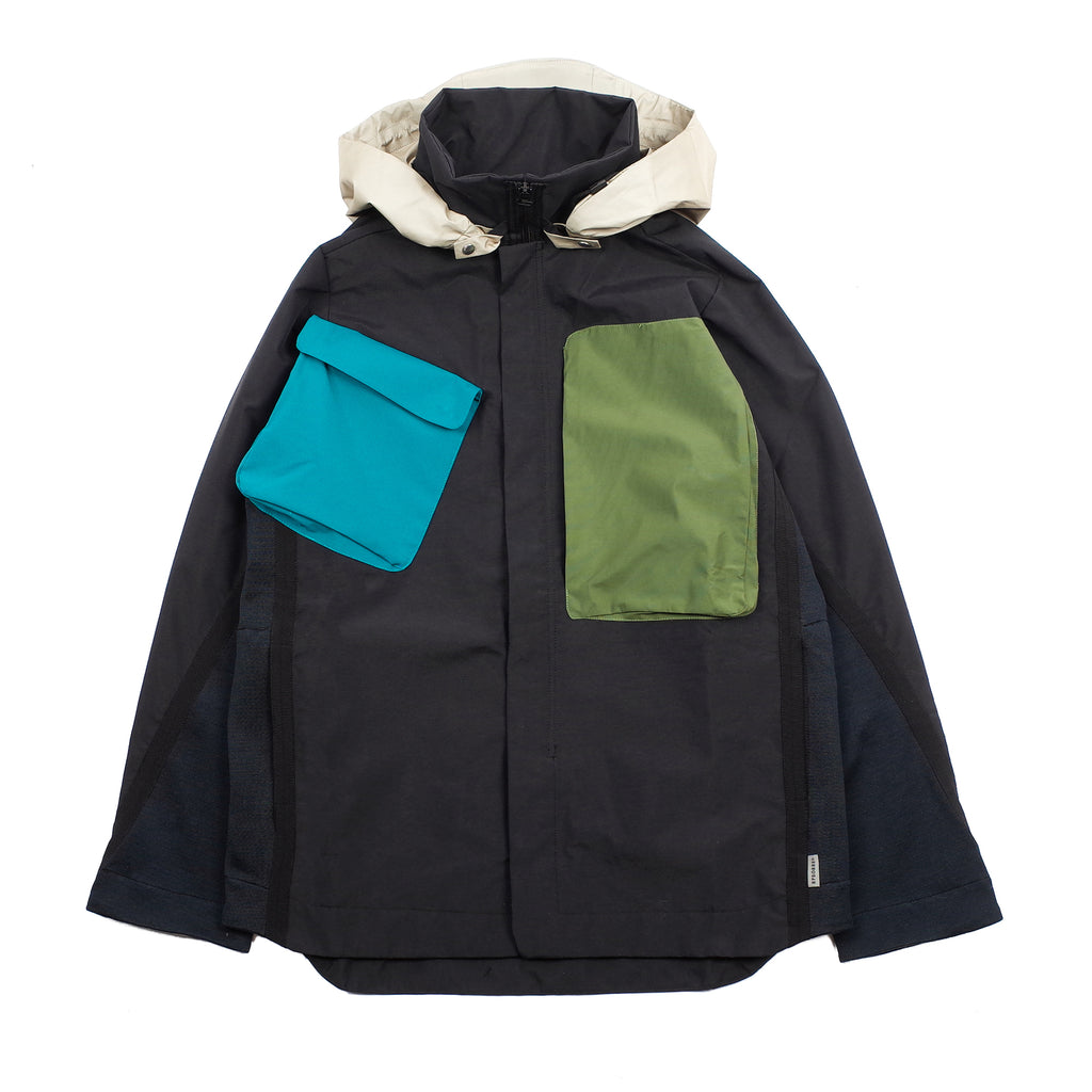 "FIELD JACKET ""MULTICOLOR"""