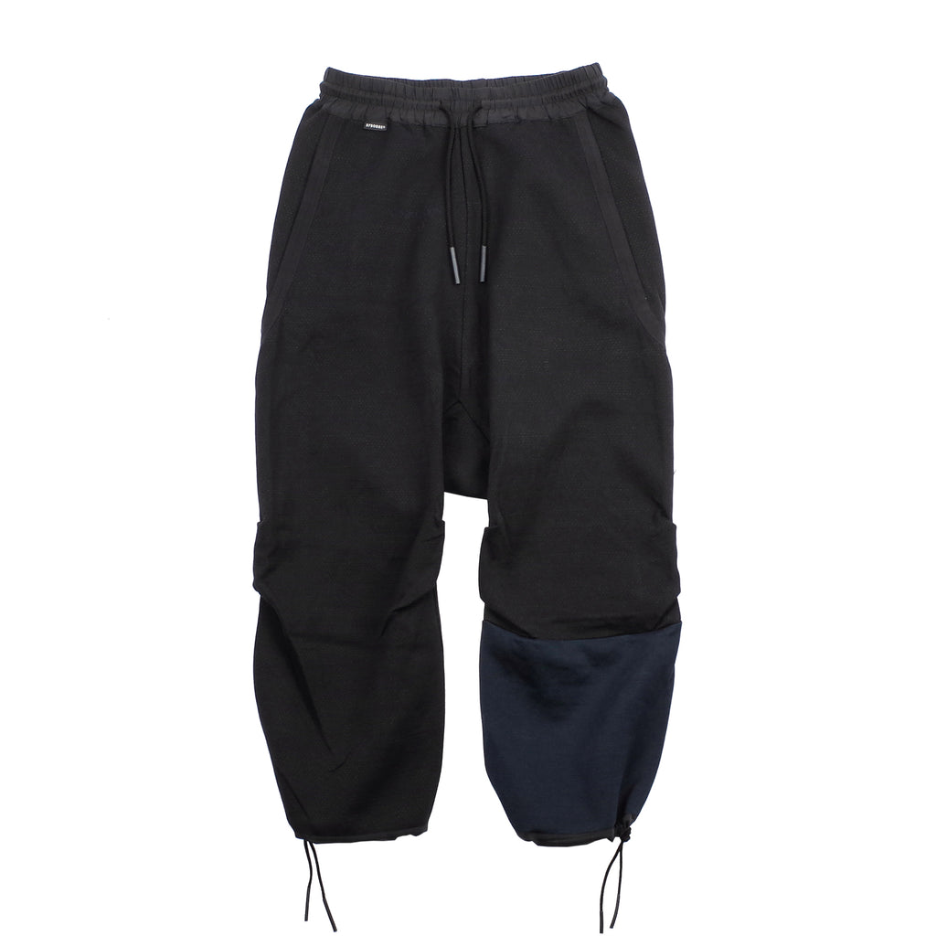 "FIELD CROPPED PANTS ""BLACK/SHADOW"""