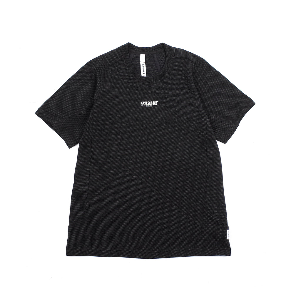 "BB WEAR SHORT SLEEVE T-SHIRT ""BLACK"""