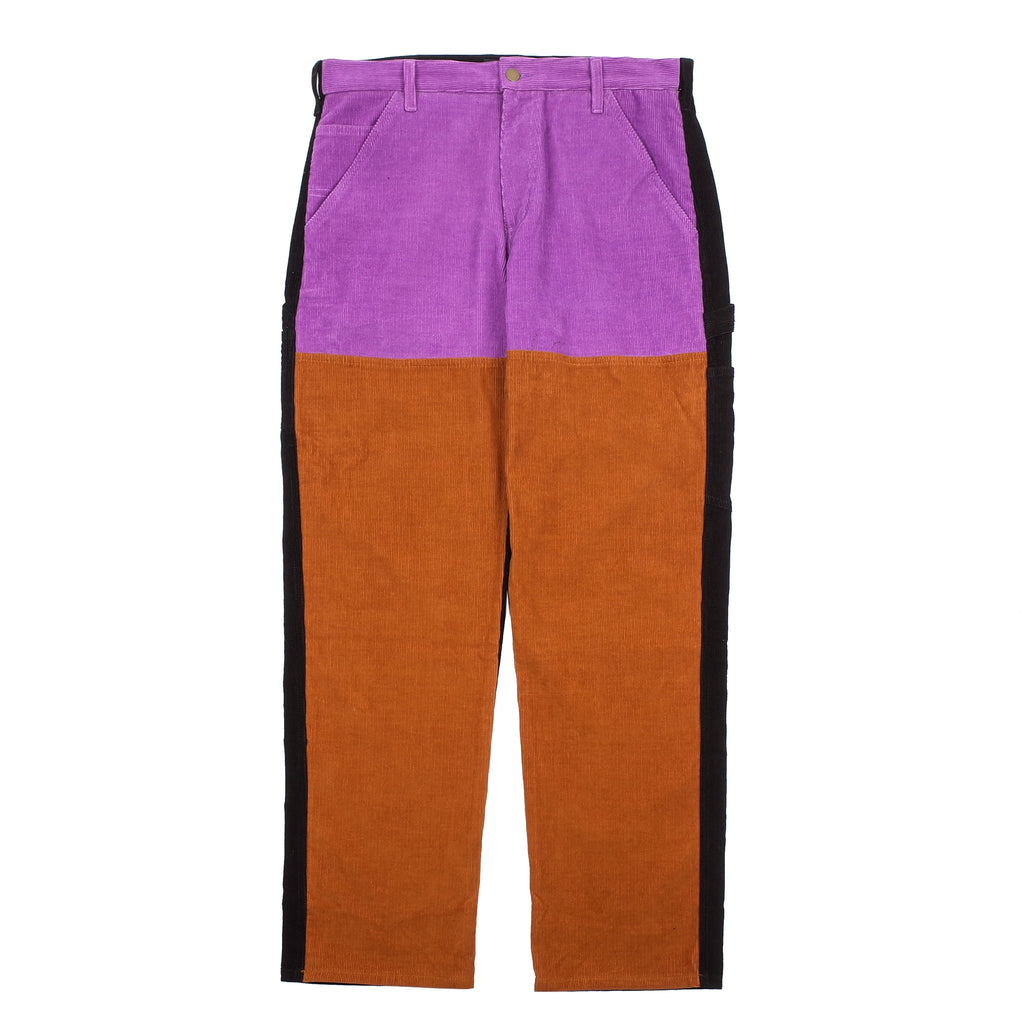 COLORBLOCK CORD PANT