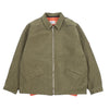 "COVERED INSULATION JACKET ""GREEN"""
