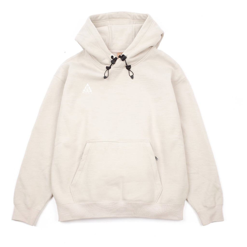 "NIKE ACG PULLOVER HOODIE ""STRING/SUMMIT WHITE"""