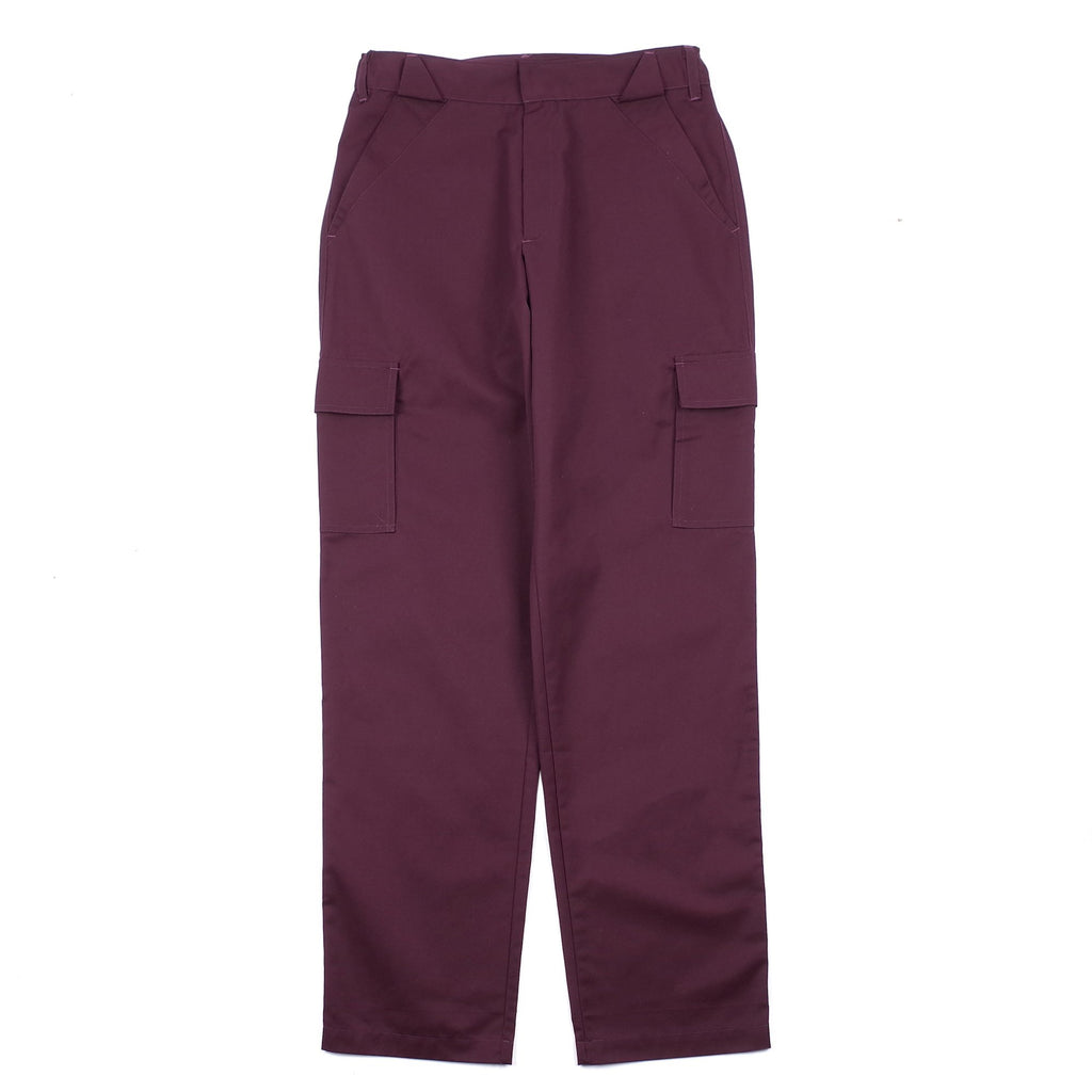 KLOPMAN DOUBLE POCKET STOCK CARGO PANTS