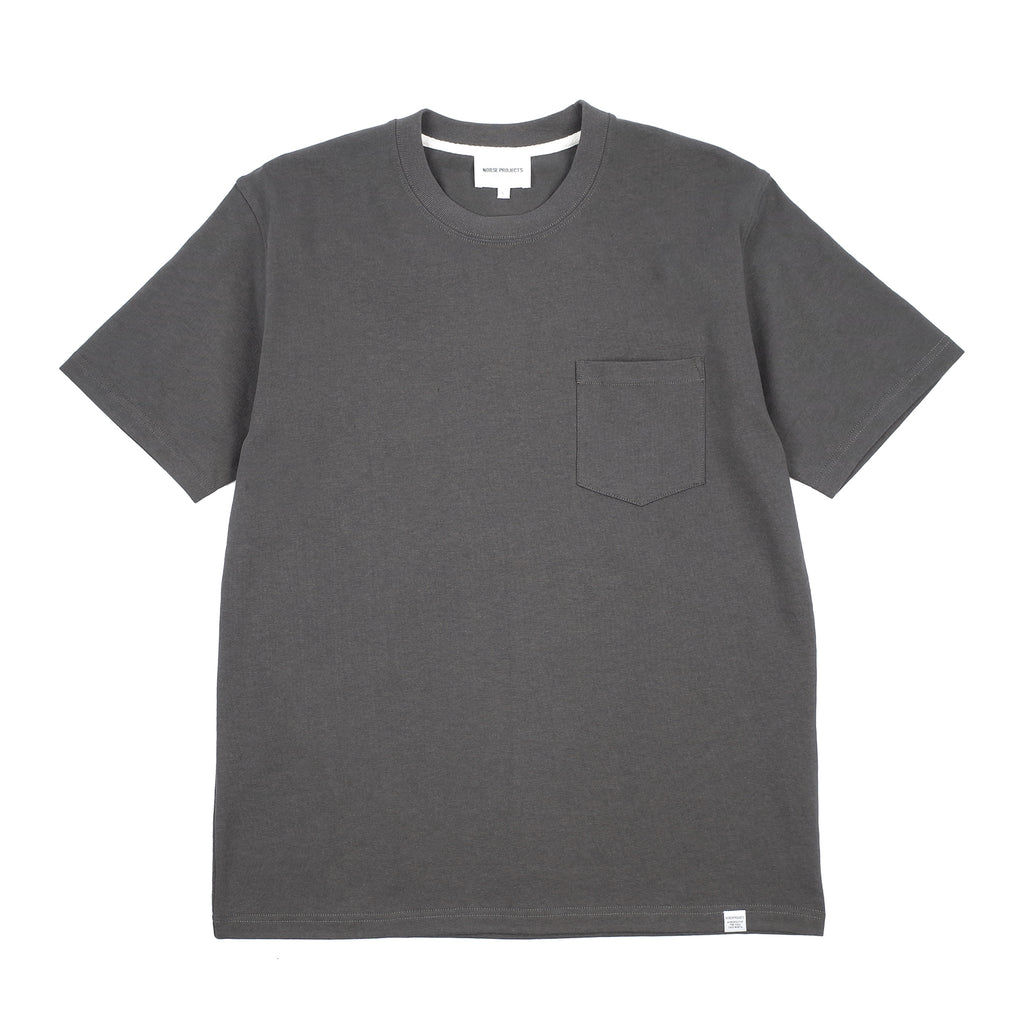 "JOHANNES POCKET SS ""1647 SLATE GREY"""