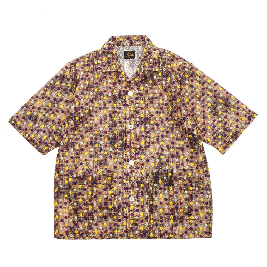 "CABANA SHIRT ""BROWN"""