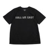 "ROLL UM EASY CREW NECK TEE ""BLACK"""
