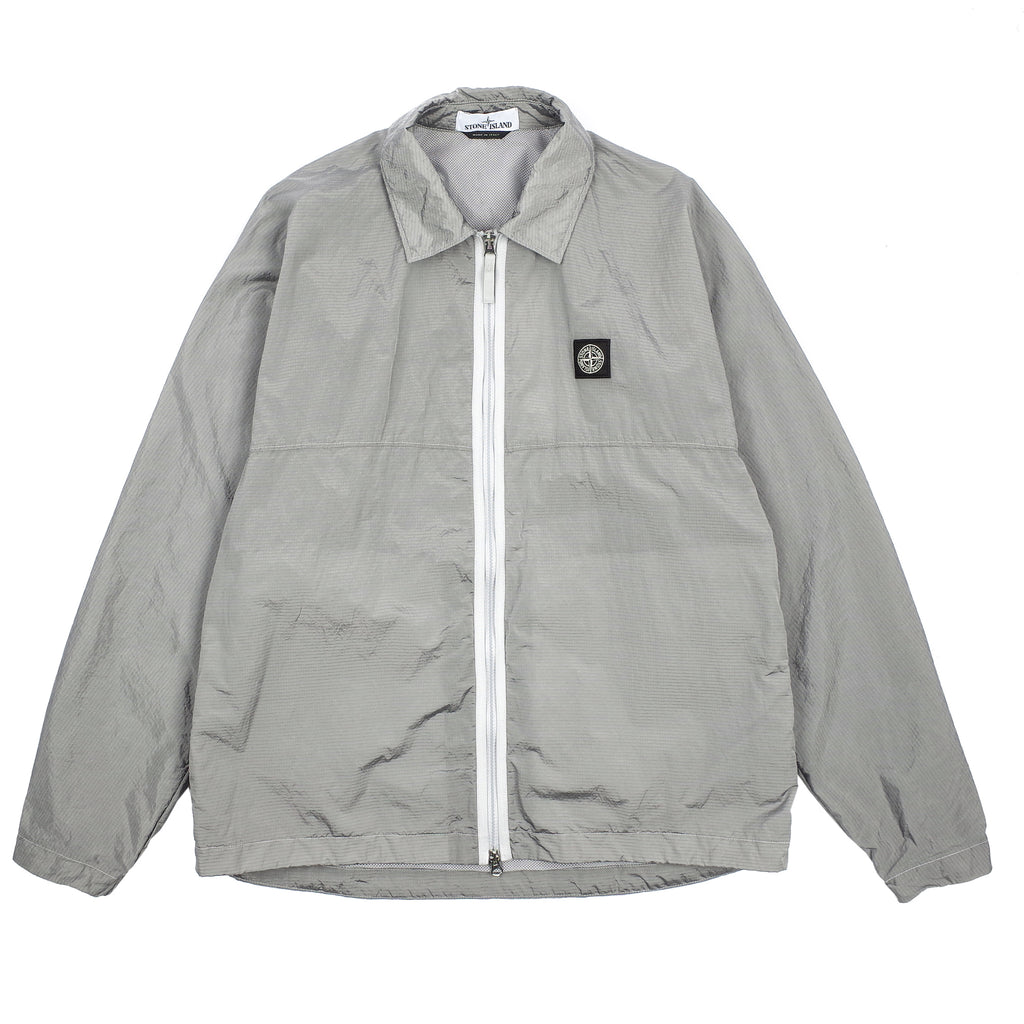 "NYLON METAL WATRO RIPSTOP JACKET ""GREY"""