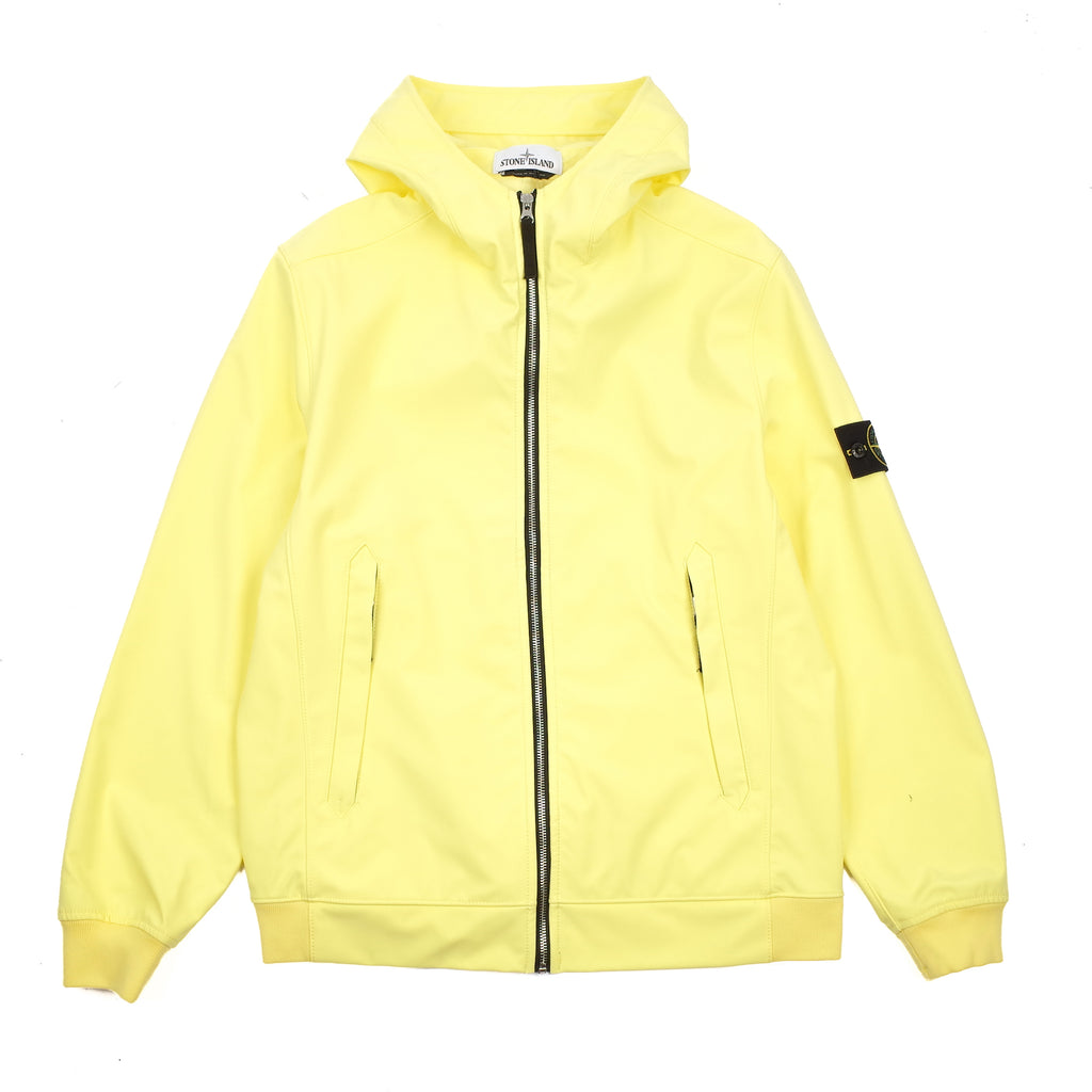 "LIGHT SOFT SHELL-R JACKET ""YELLOW"""