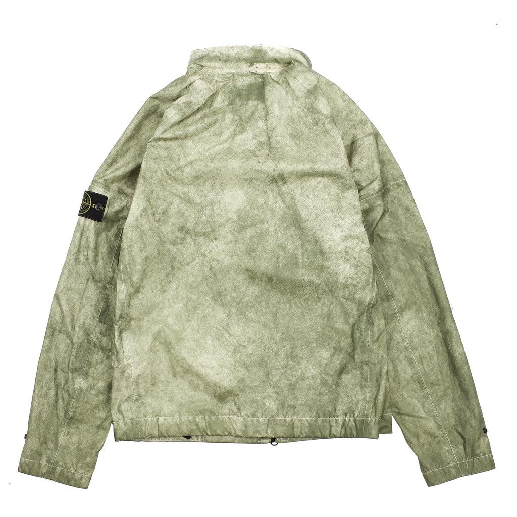 MEMBRANA 3L JACKET WITH DUST COLOUR FINISH