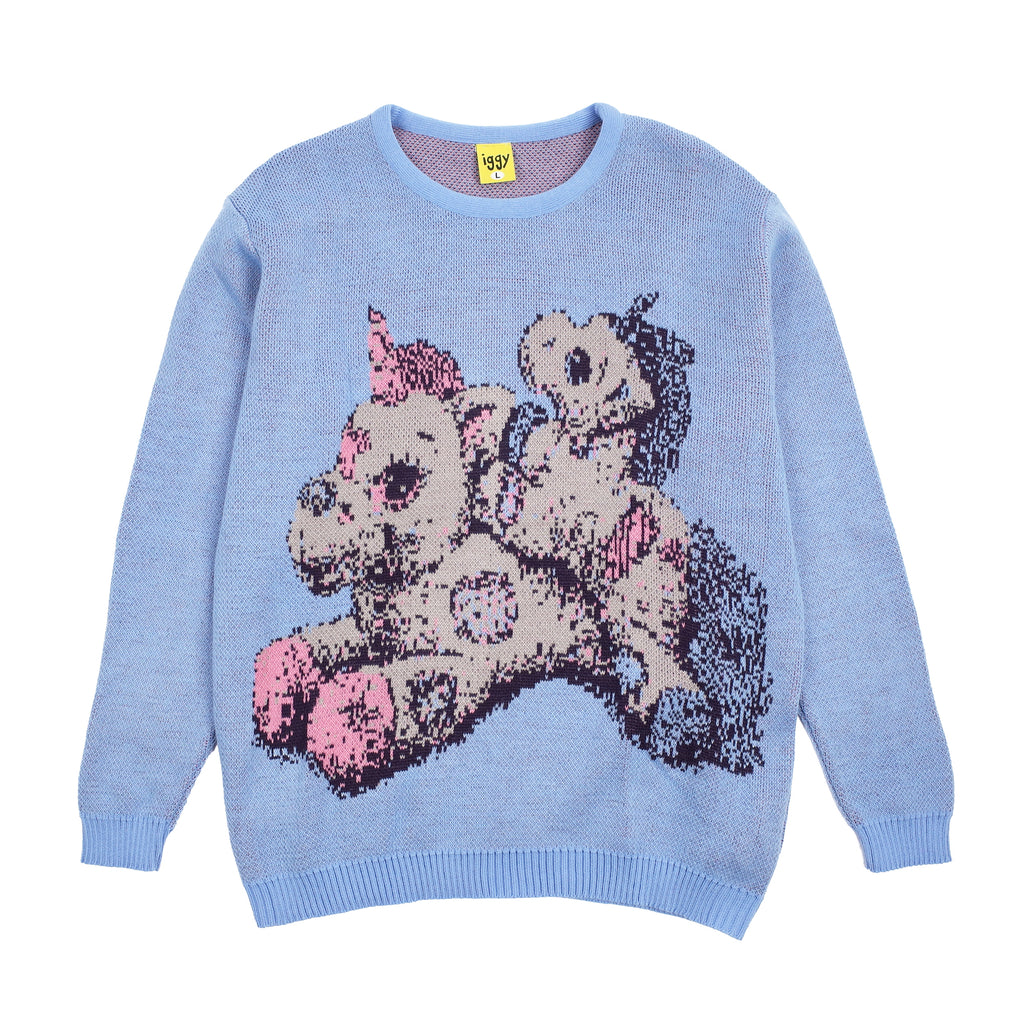 UNICORNS KNIT SWEATER