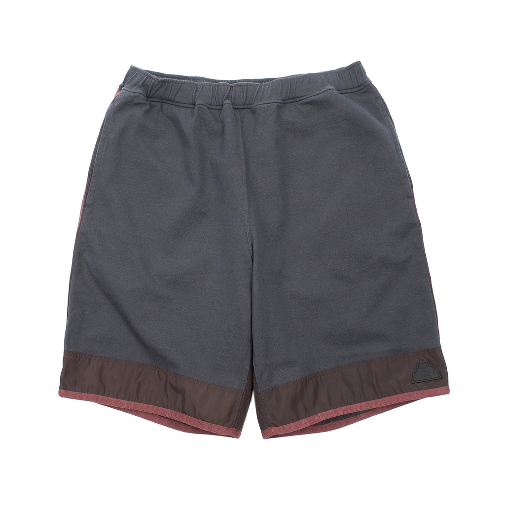 "TAPED LIGHT SHORTS ""CHARCOAL"""