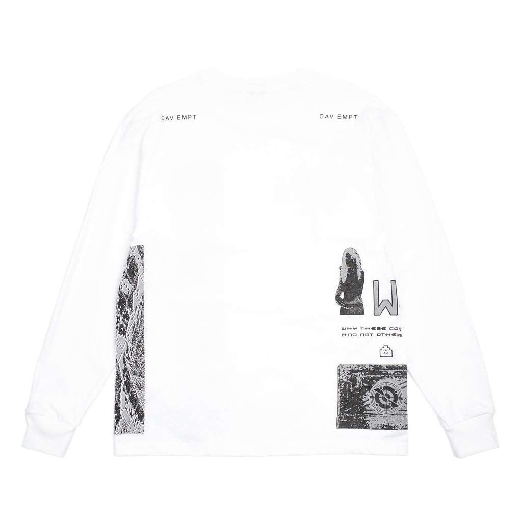 POTENTIALITIES LONG SLEEVE T-SHIRT