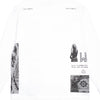 "POTENTIALITIES LONG SLEEVE T-SHIRT ""WHITE"""
