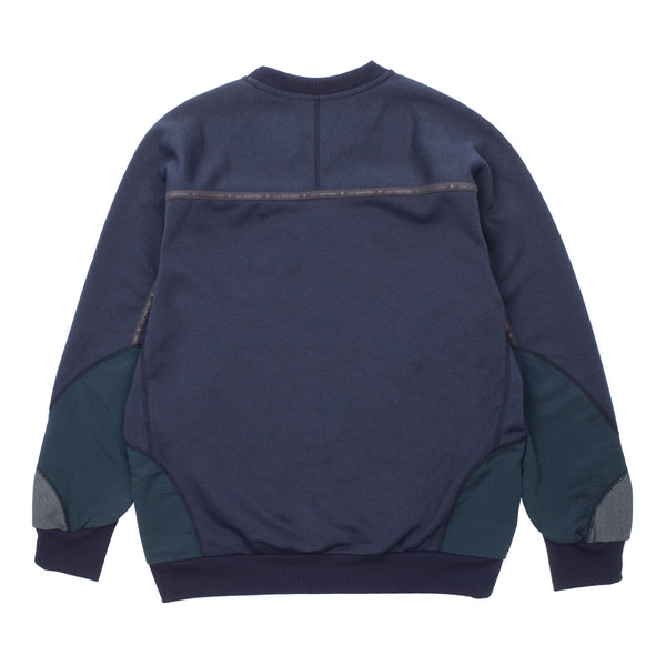 POLYESTER PILE PULLOVER