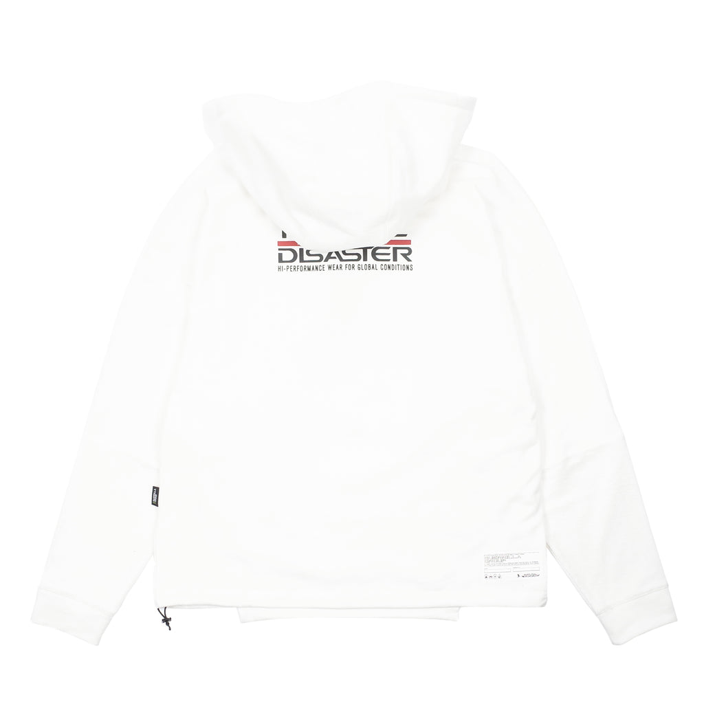 ES-TH01 ND CONTRAST PANEL HOODIE