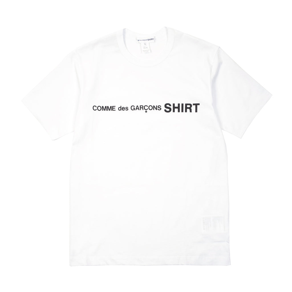 "LOGO T-SHIRT ""WHITE"""