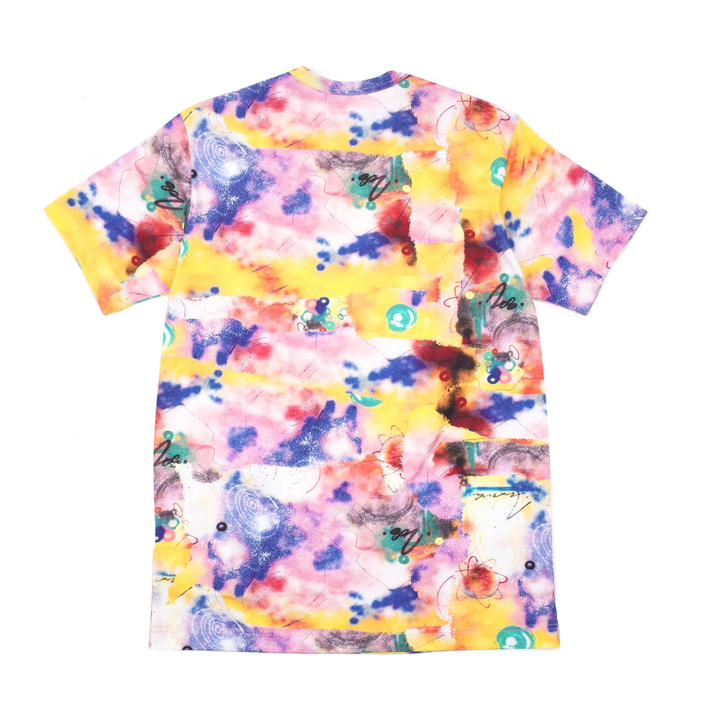 FUTURA ALLOVER PRINT T-SHIRT