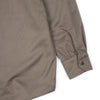 "ABOVE SHIRT ""DARK OLIVE MELTON"""