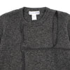 "DECONSTRUCTED KNIT CREWNECK ""GREY"""