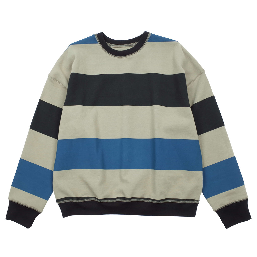BIG STRIPE ICON SWEATSHIRT