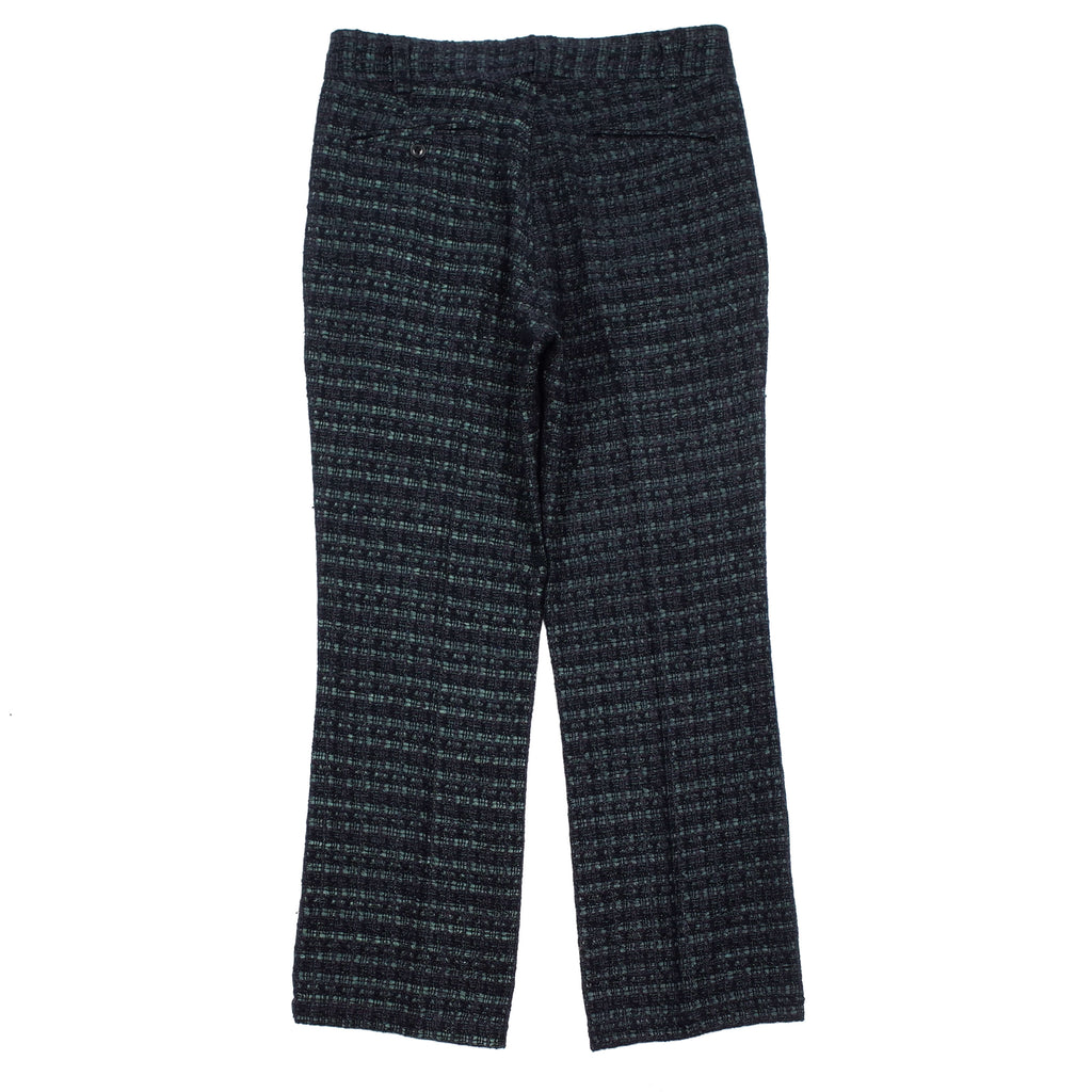 FANCY TWEED BASIC TROUSER