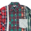 "7 CUTS FLANNEL SHIRT SMALL 1 ""PLAID"""
