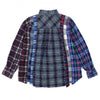 "7 CUTS FLANNEL SHIRT XL 1 ""PLAID"""