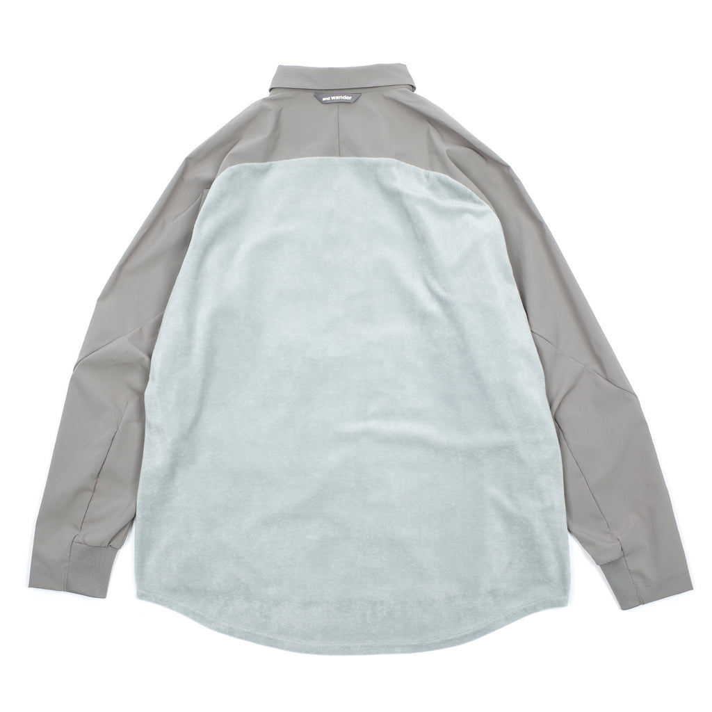 FLEECE BASE SHIRT