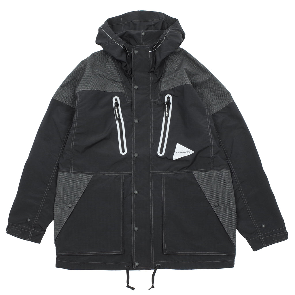 PERTEX NYLON RIP JACKET