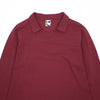 "STOCK V POLO ""OXBLOOD"""