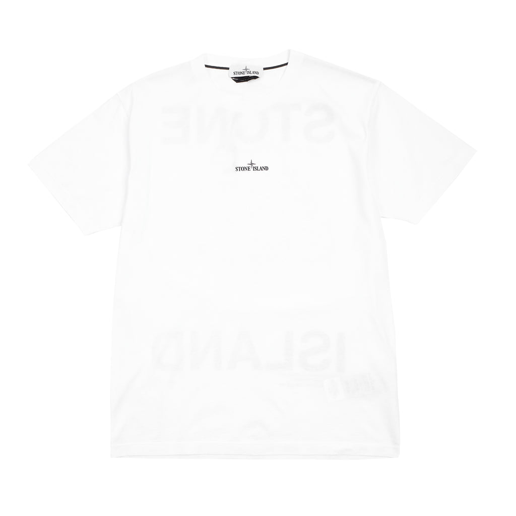 'MARBLE THREE' SHORT SLEEVE T-SHIRT