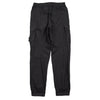 "STRETCH COTTON TELA CARGO PANTS ""BLACK"""