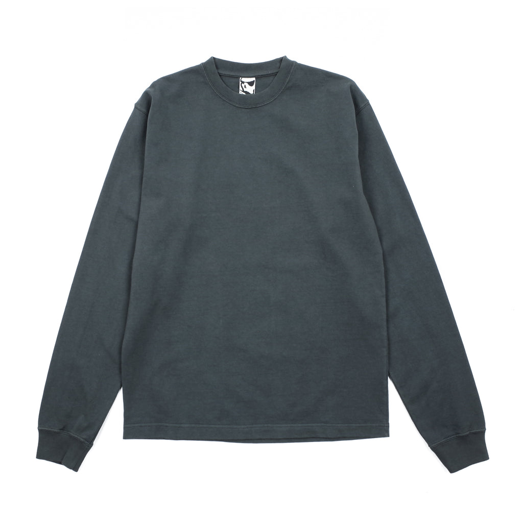 "ALL SEASONS UTILITY LONG-SLEEVE T-SHIRT ""ANTHRACITE"""