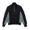 "PERFORMANCE ZIPPED TRACKTOP ""BLACK"""