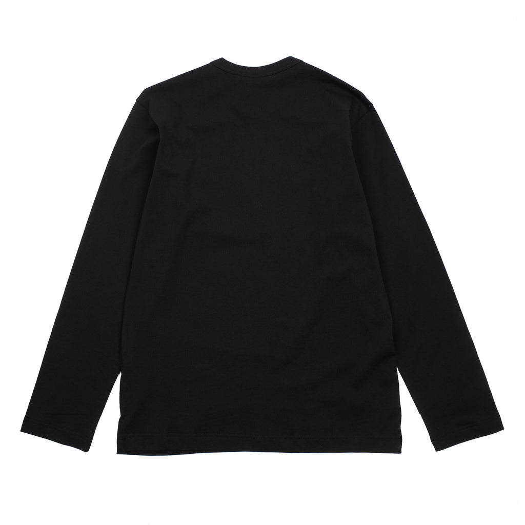 LONG SLEEVE SMALL LOGO T-SHIRT
