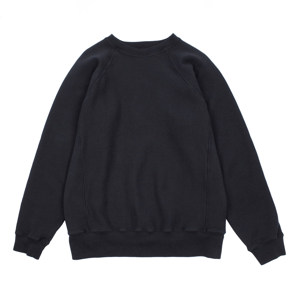 "CREWNECK SWEATSHIRT TWO ""NAVY"""
